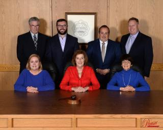 Town Council Elected November 2019